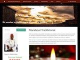 Marabout africain, un partenaire de confiance pour une vie meilleure