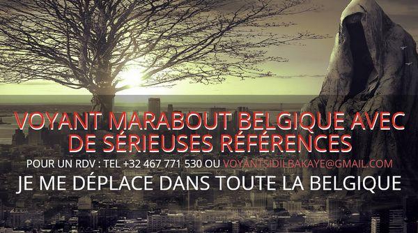 Marabout voyant en Belgique et à distance